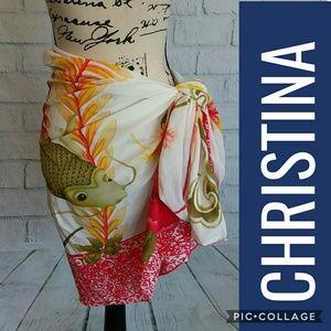 SALE. Christina large sarong, like new
